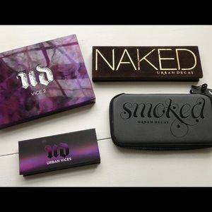 Urban Decay Naked Lot